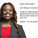 Meet the Success Coaches: Atavia Izzard